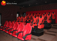 12 Effects 4D Movie Theater Strong Weatherproof / Heatproof Material
