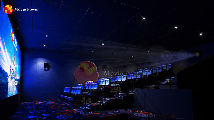 Shopping Mall Cinema Project Muliplayer Seats 5d Theater Equipment